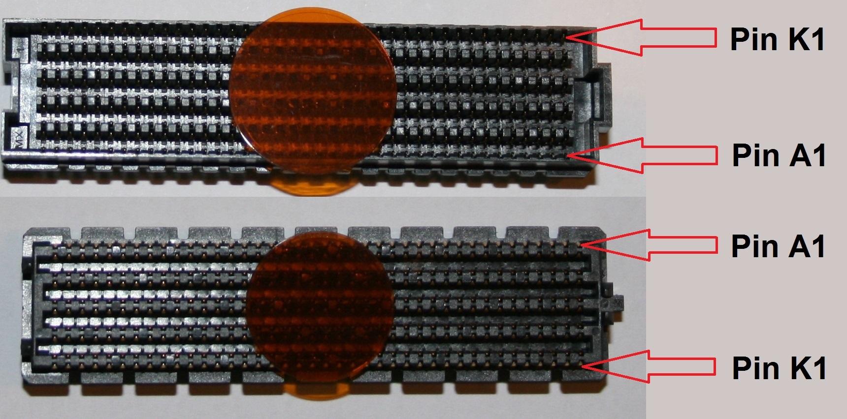 ANSI/VITA 57 FMC - SIGNALS AND PINOUT